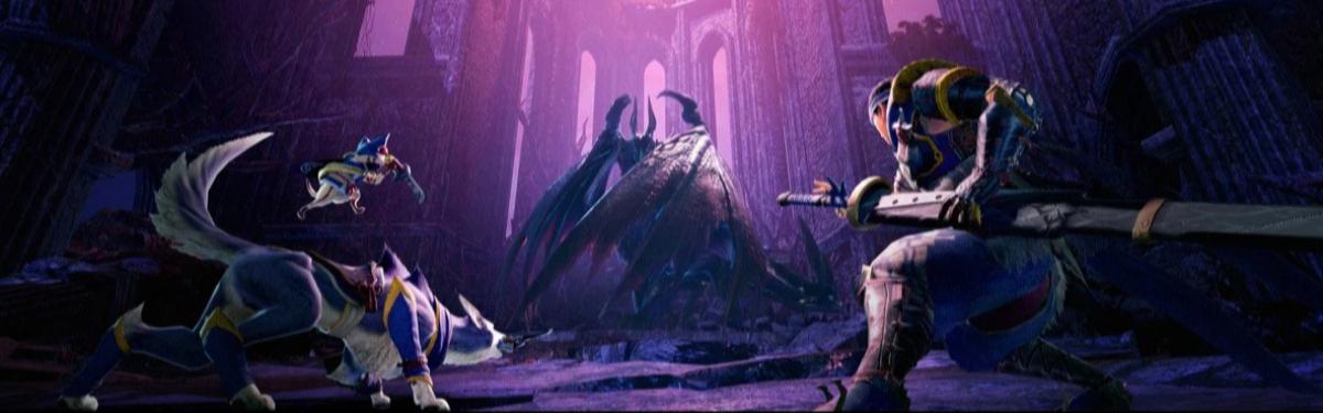 [TGS 2021] Дракон Мальзено, Ранг мастера и еще несколько деталей о дополнении Monster Hunter Rise: Sunbreak