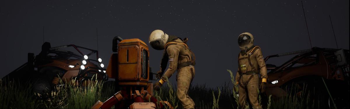 Icarus - Новые видеоролики с подробностями о разработке симулятора выживания