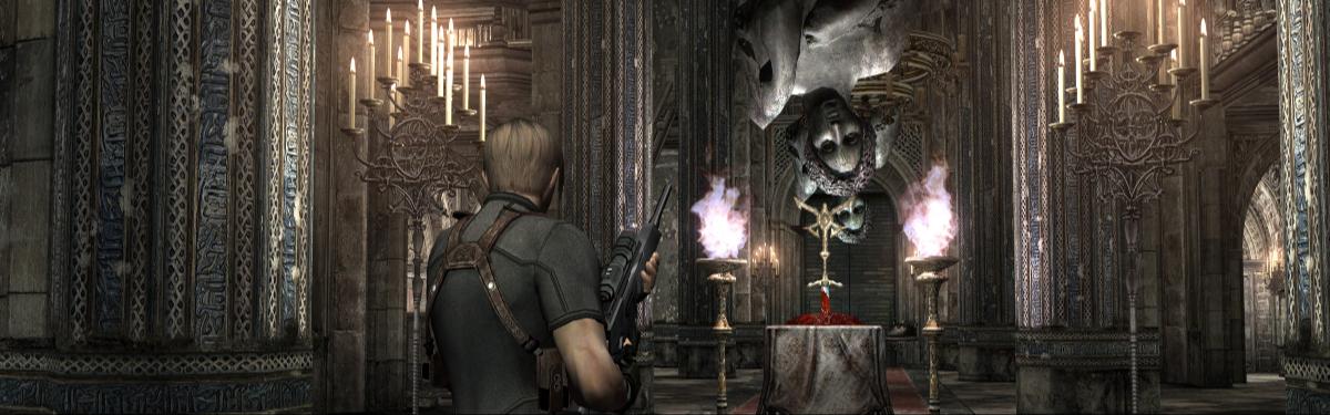 В сети появился намек на возможный ремастер/ремейк Resident Evil 4