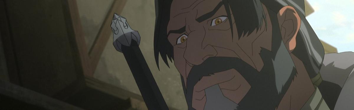 В отрывке из аниме «Ведьмак: Кошмар волка» показали голую женскую грудь, знак Ирден и классическую одержимость