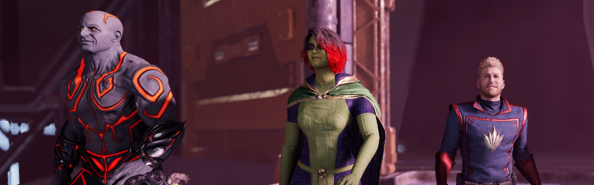 Топ 10 лучших костюмов Marvel's Guardians of the Galaxy