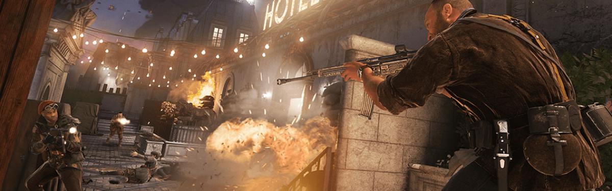 Новый сюжетный трейлер Call of Duty: Vanguard, рассказывающий о происхождении команды Task Force One