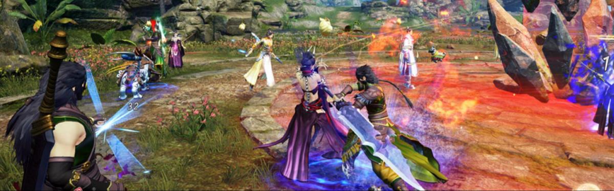 Swords of Legends Online - Новый сюжетный трейлер игры