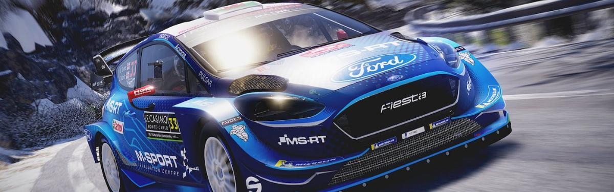 [Nacon Connect] WRC 9 - Геймплей ралли в Кении