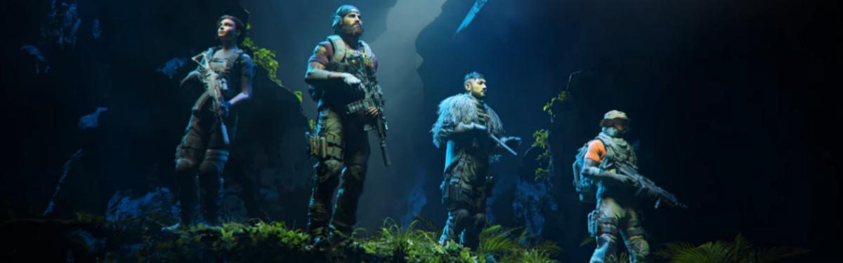 "Tom Clancy's Ghost Recon Breakpoint - Особенности ""Командной работы"""