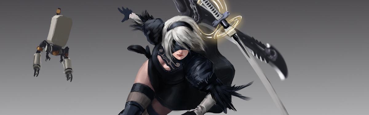 NieR: Automata - Продажи игры превысили 5,5 миллионов копий