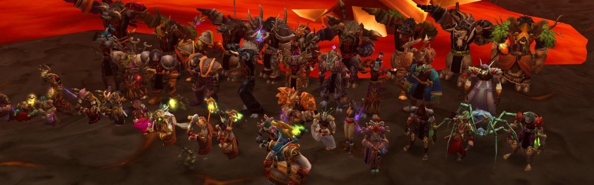World of Warcraft Classic - Двухфракционная казуальная гильдия портала GoHa.Ru