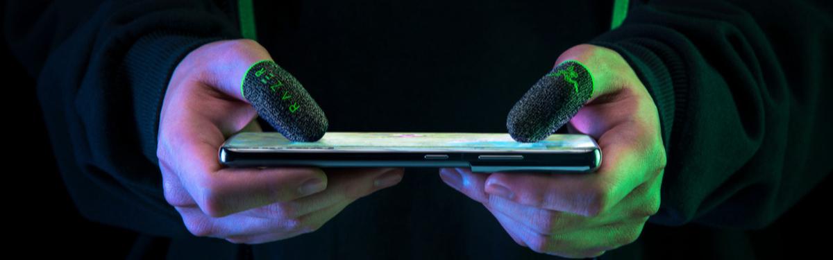 Razer начала продажи напальчников для мобильных геймеров - тонких для высокой чувствительности, но без LED