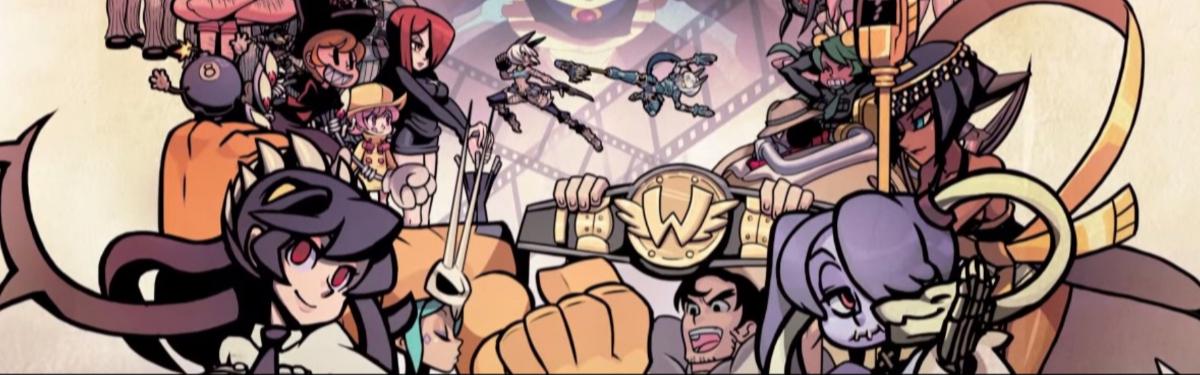 Skullgirls 2nd Encore - Разработчики представили нового персонажа с