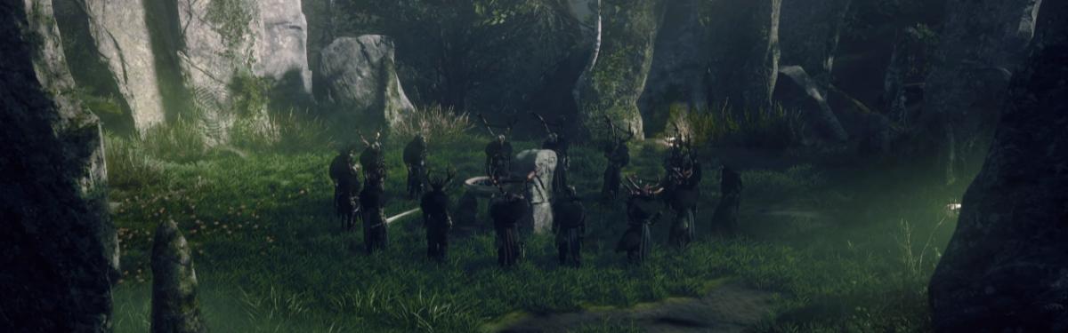 """Assassin's Creed Valhalla - Сюжетный трейлер дополнения """"Гнев друидов"""""""