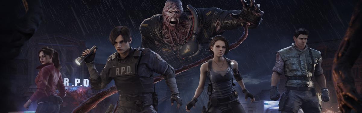 "Dead by Daylight - Джилл Валентайн в новом трейлере DLC ""Resident Evil Chapter"""