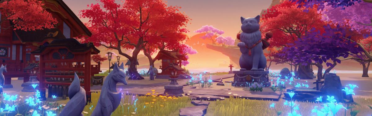 Игрокам Genshin Impact стало доступно обновление 2.2 «Тайны туманного моря»