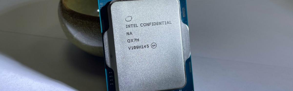 Фото Intel Core i9-12900K в высоком разрешении