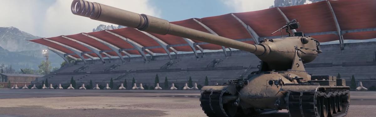 В World of Tanks появится техника с резервными гусеницами