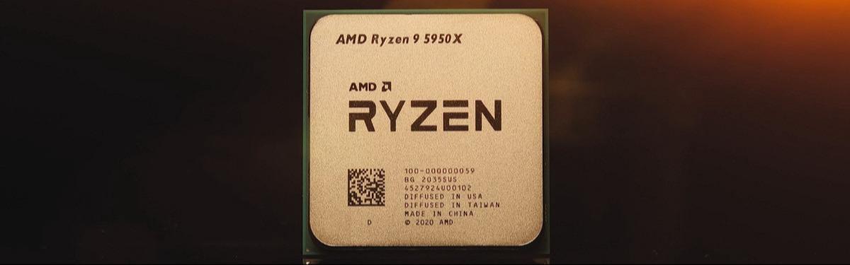 AMD Ryzen 9 5950X разогнали до 6 ГГц