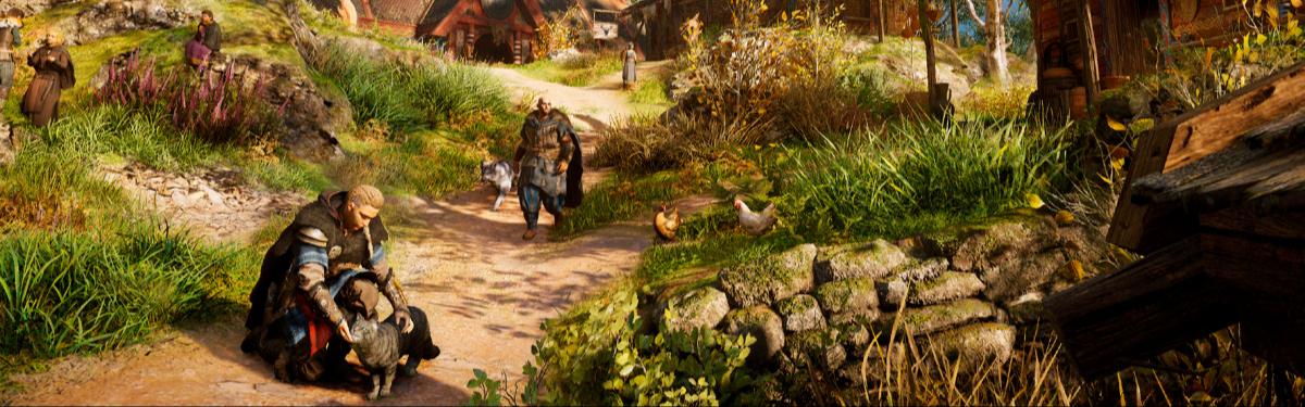 Assassin's Creed Valhalla — Новое обновление 1.3.1 и второй набор карт
