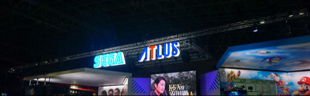 Подробное расписание трансляций SEGA и Atlus на TGS 2021