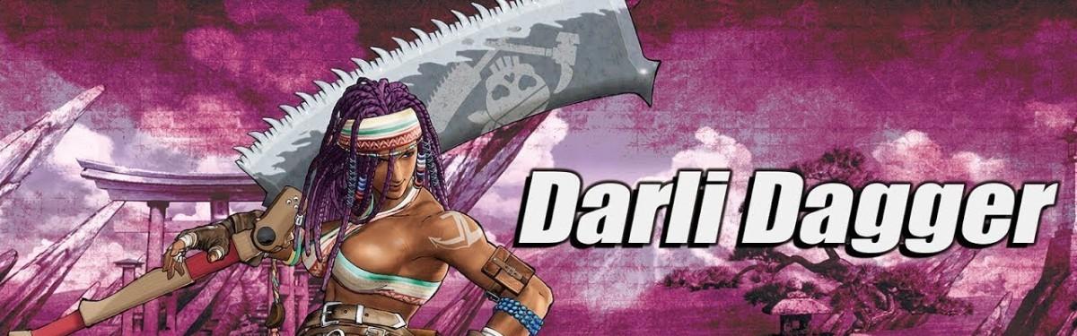 Samurai Shodown — Трейлер Darli Dagger