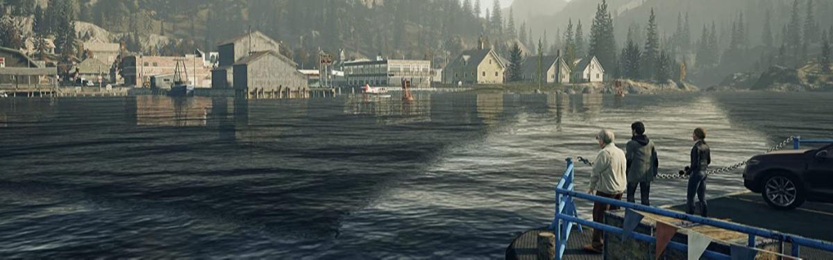 [Обновлено] [PlayStation Showcase] Alan Wake Remastered выйдет 5 октября. Есть дебютный трейлер