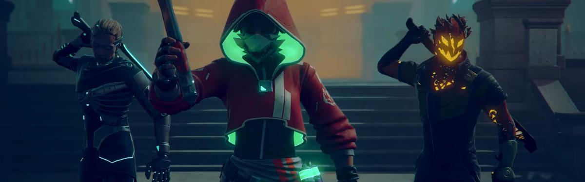 """Hyper Scape - С началом Хэллоуина в игре появится режим """"Темная пелена"""""""