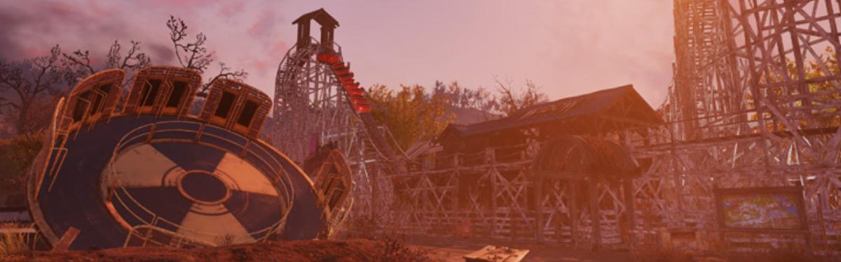 Fallout 76 - Пользователи получат возможность создавать собственные миры