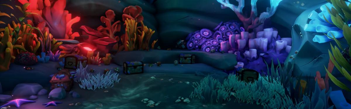 В четвертом сезоне Sea of Thieves пиратов ждет Затонувшее Королевство