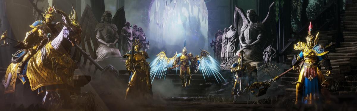 Warhammer Age of Sigmar: Storm Ground — 16 минут игрового процесса с комментариями разработчиков