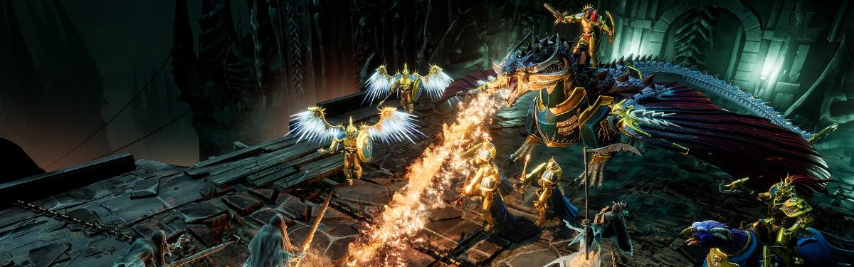 Warhammer Age of Sigmar: Storm Ground — Обзорный трейлер стратегии