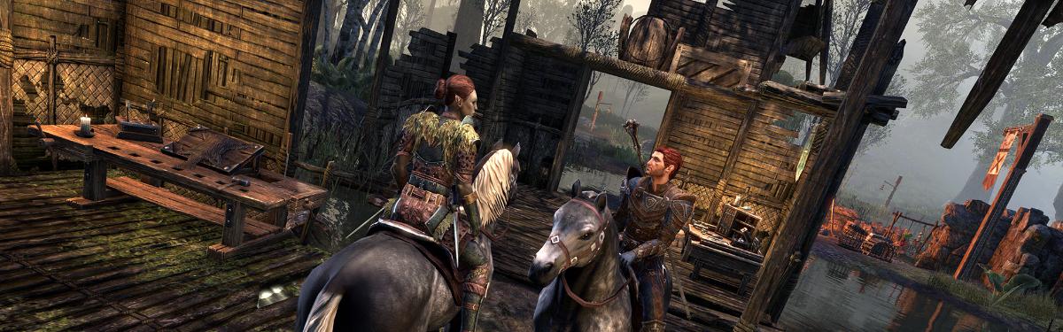 The Elder Scrolls Online: Blackwood - впечатления от презентации дополнения