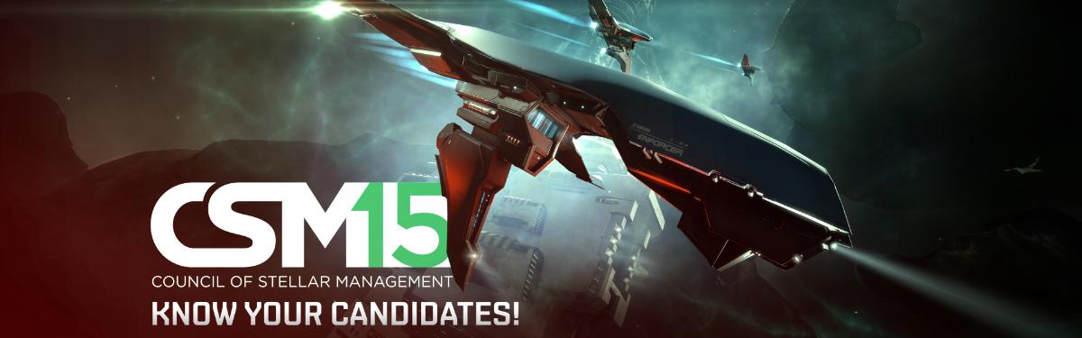 EVE Online — Стали известны кандидаты в Совет игроков 15 созыва