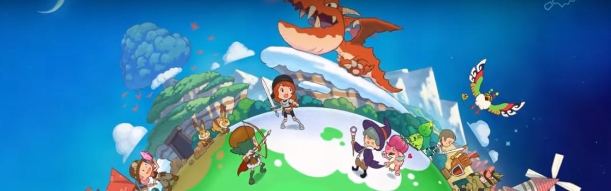 [Mobile] Fantasy Life Online появится в ближайшие месяцы
