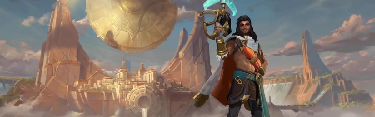 League of Legends: Wild Rift - Новыми героями станут Акшан, Брэнд и Нуну. От Виего разработчики отказались