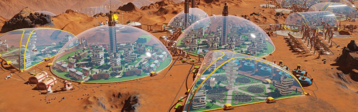 [Халява] Surviving Mars - Epic Games Store бесплатно отправляет на Марс