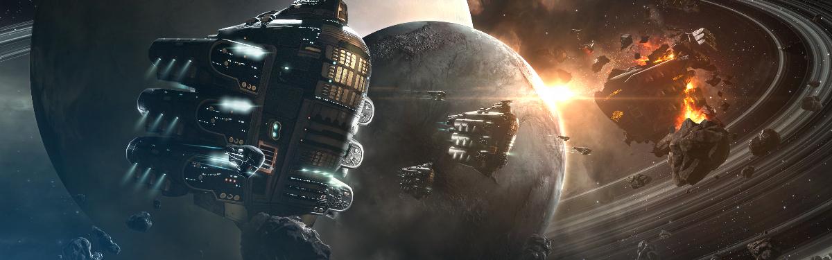EVE Online — Видеоролик о том, кто на самом деле формирует вселенную Нового Эдема