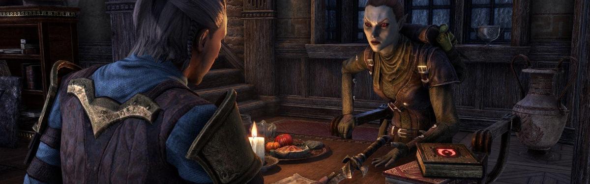 """The Elder Scrolls Online - С выходом """"Черного Леса"""" у героев появятся спутники"""