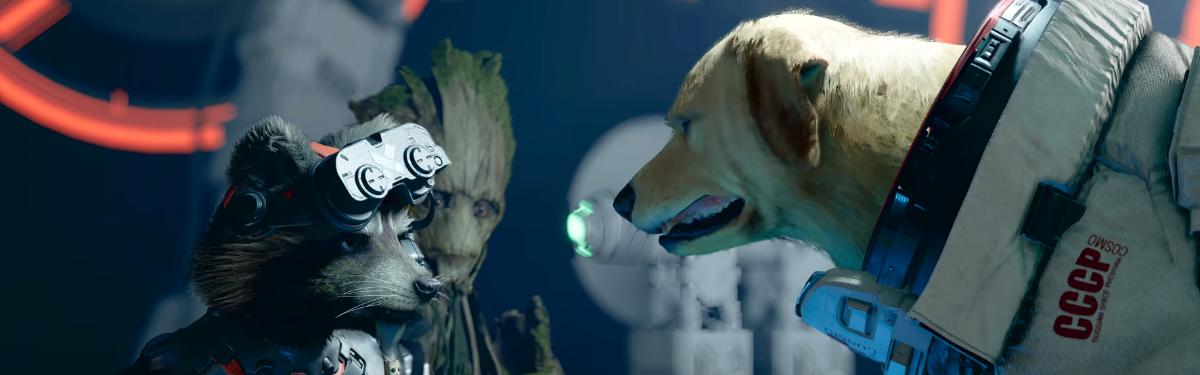 «Не корми Космо кошачьим кормом, Петр Квилл!»: пес-телепат из СССР и его щенки в Guardians of the Galaxy