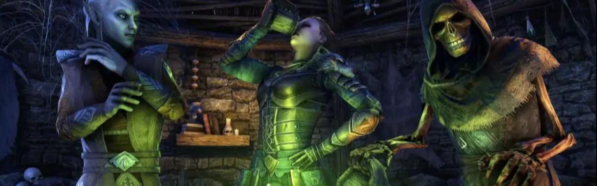 """The Elder Scrolls Online - Вскоре начнется """"Праздник ведьм"""""""
